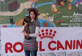 Мы приняли участие в международной выставке в Кишиневе